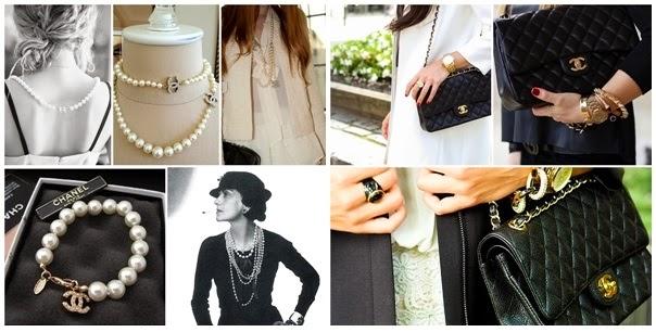 Moda przemija, styl pozostaje - Chanel
