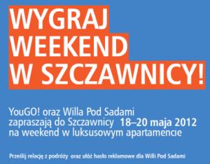 Wygraj konkurs o weekend w Szczawnicy