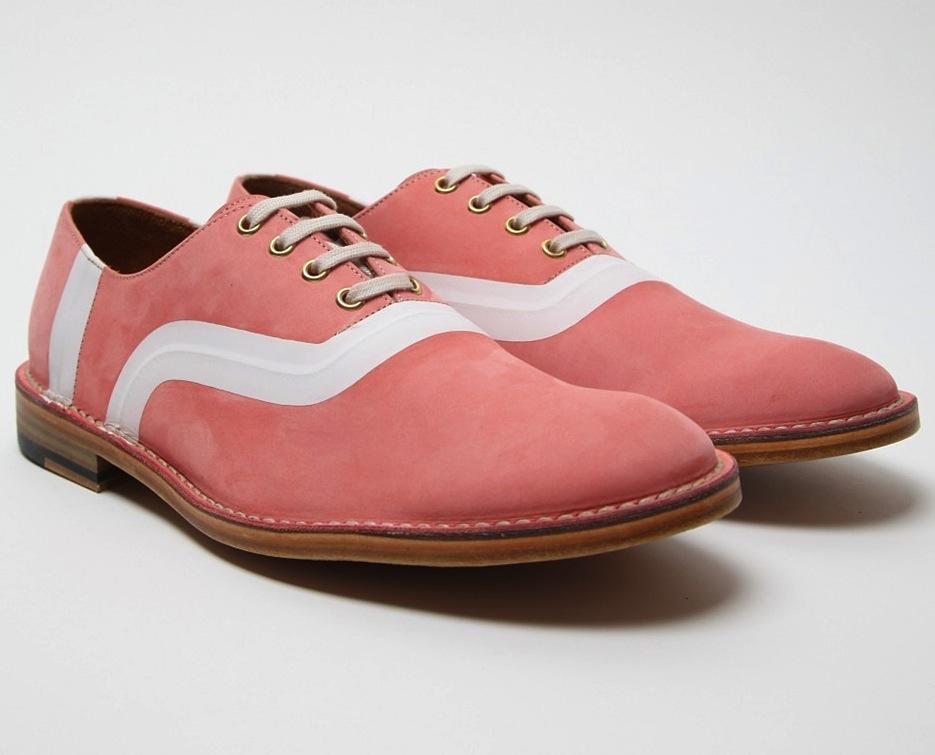 rannas pink oxford shoe