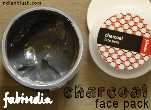FabIndia Charcoal Face Pack Review