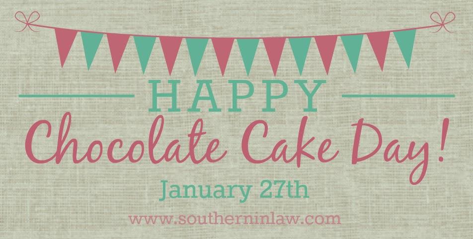Chocolate Cake Day - Healthy Chocolate Cake Recipes