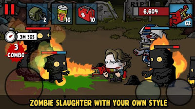 Download Zombie Age 3 v1.1.0 APK