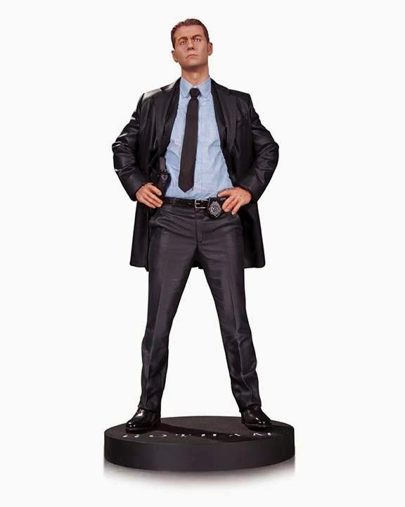 Gotham TV series - Figurines et statues Gotham_Gordon_Statue