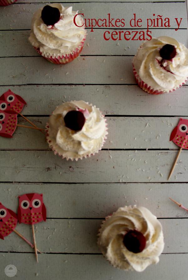 cupcakes de piña ligeros 001