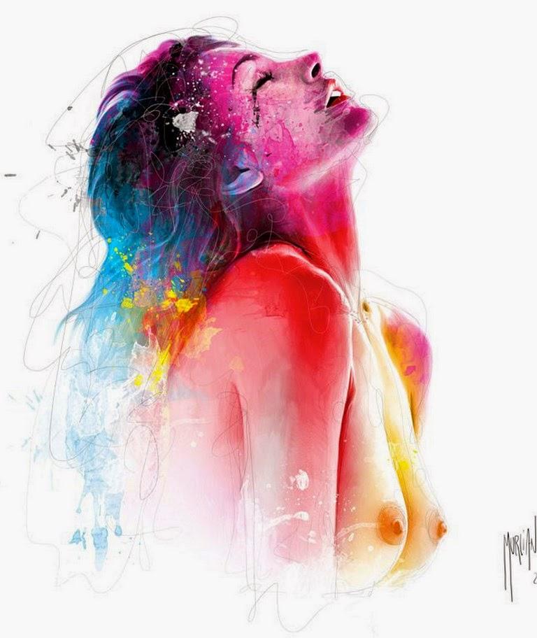 dibujos-de-mujeres-a-color