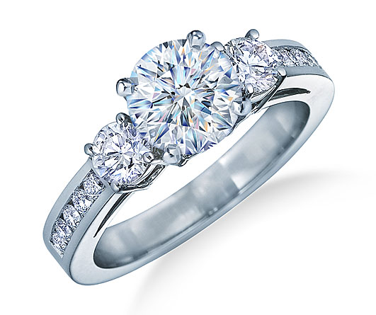 Engagement Rings Designs Women Bridal Wears