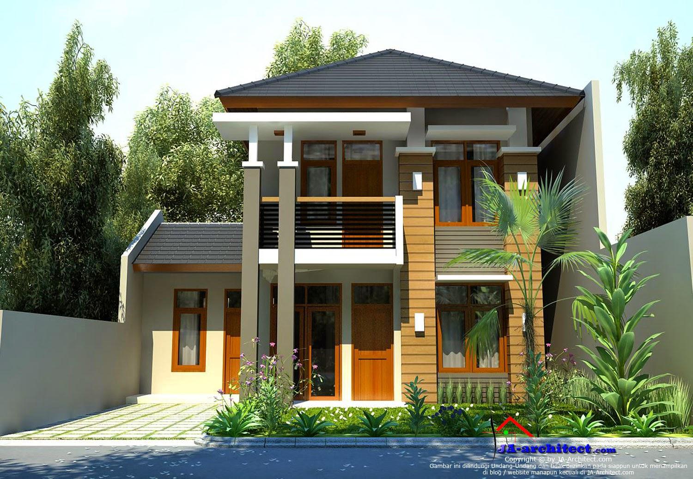 arsitek rumah mewah