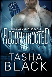 Building a Hero series by Tasha Black