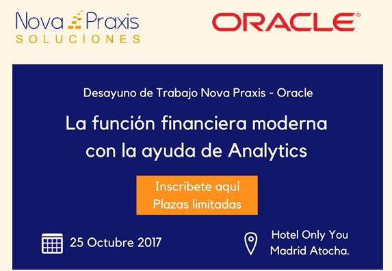 Evento: 25 Oct - Analytics - Madrid