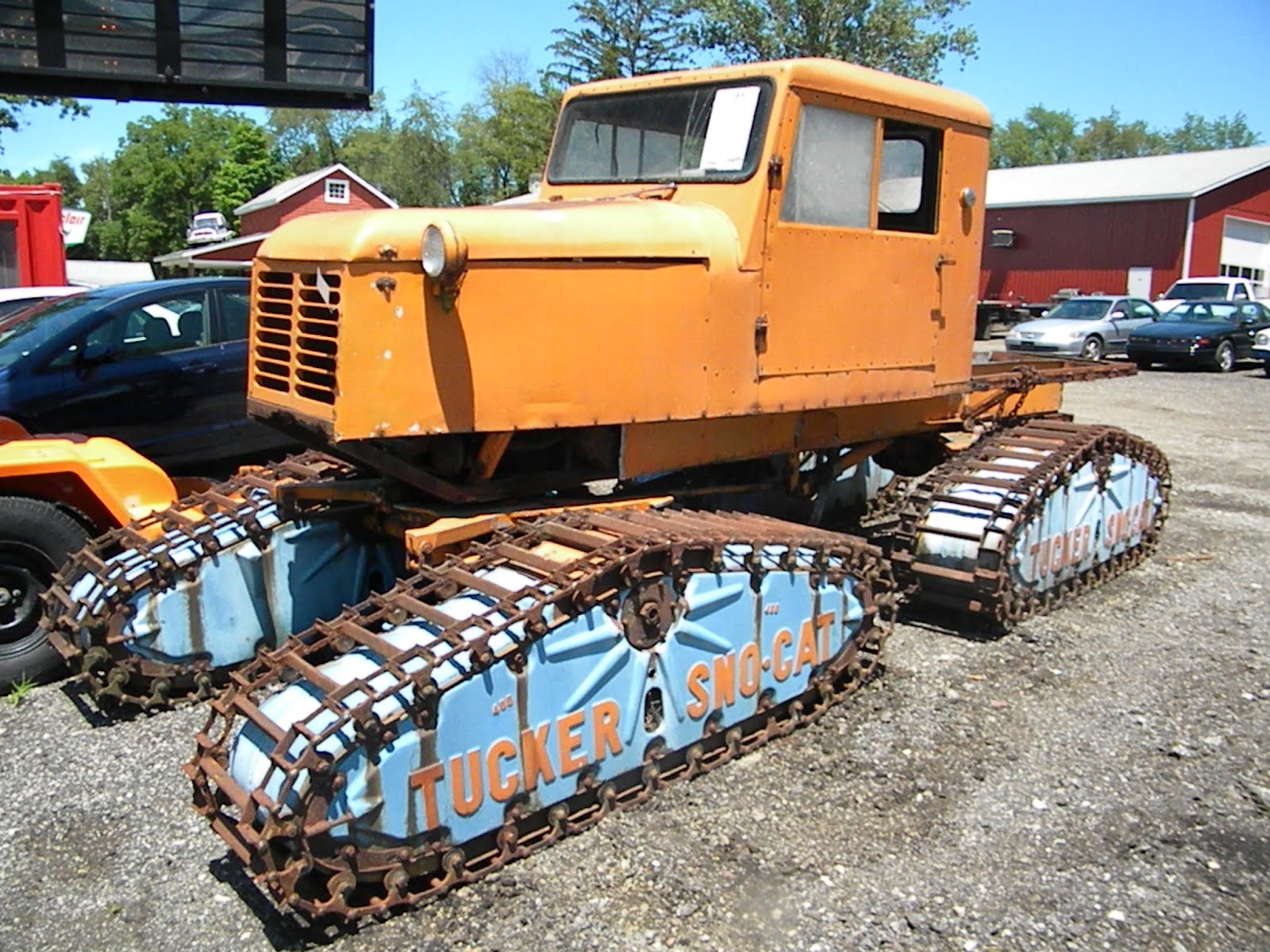 Tucker Sno Cat For Sale Craigslist - Beat on the street tucker snow cat