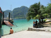 People of Ko Phi Phi Don could be a good community role model for being . (the beach)