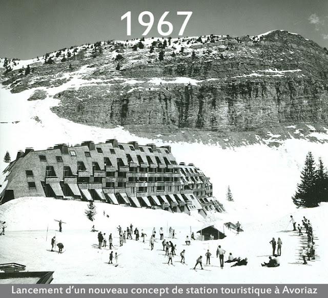 Авориаз фестиваль курорт горные лыжи Жан Вуарне Жерар Бремон