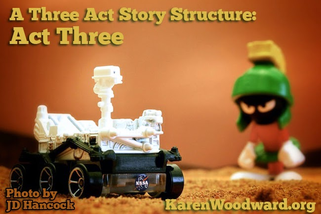 A Three Act Story Structure: Act Three