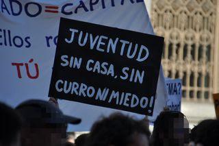 carteles de la Puerta del Sol