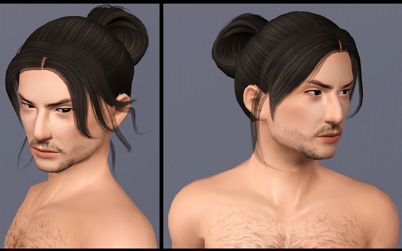 YU127 Amy hairstyle at Newsea Sims 4