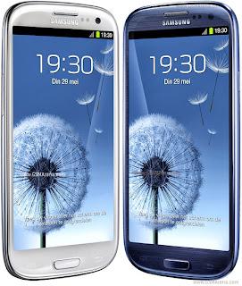 Spesifikasi Samsung Galaxy S III