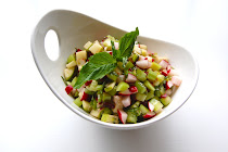 Apple, Radish and Celery Salad