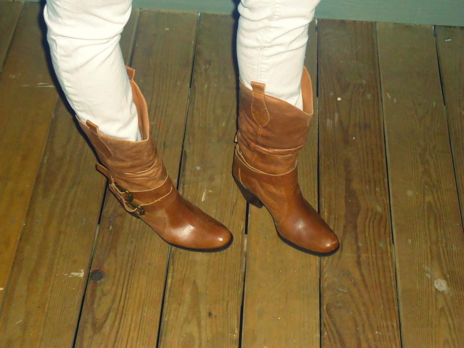 Matisse Willie Boots