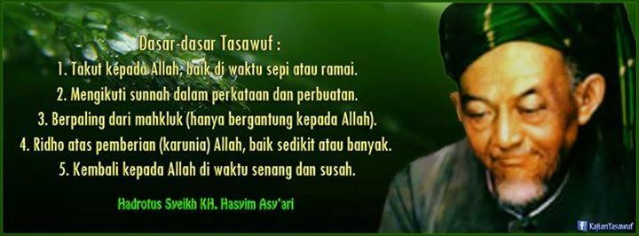 Dasar-dasar Tasawuf
