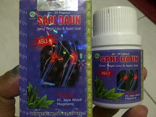Sari Daun