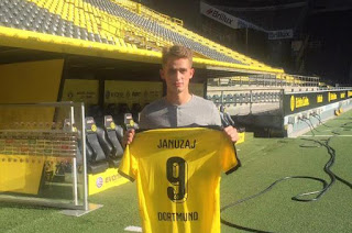 Adnan Januzaj Dipinjamkan ke Borussia Dortmund