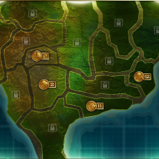 Mapa de Panem