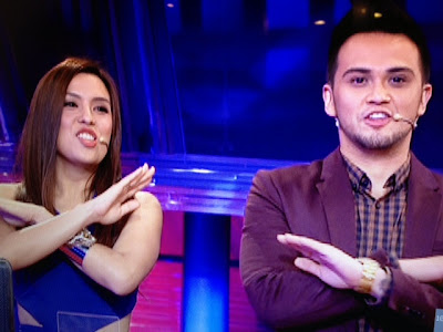 Billy Crawford and Nikki Gil Play on Kapamilya Deal or No Deal this November 17