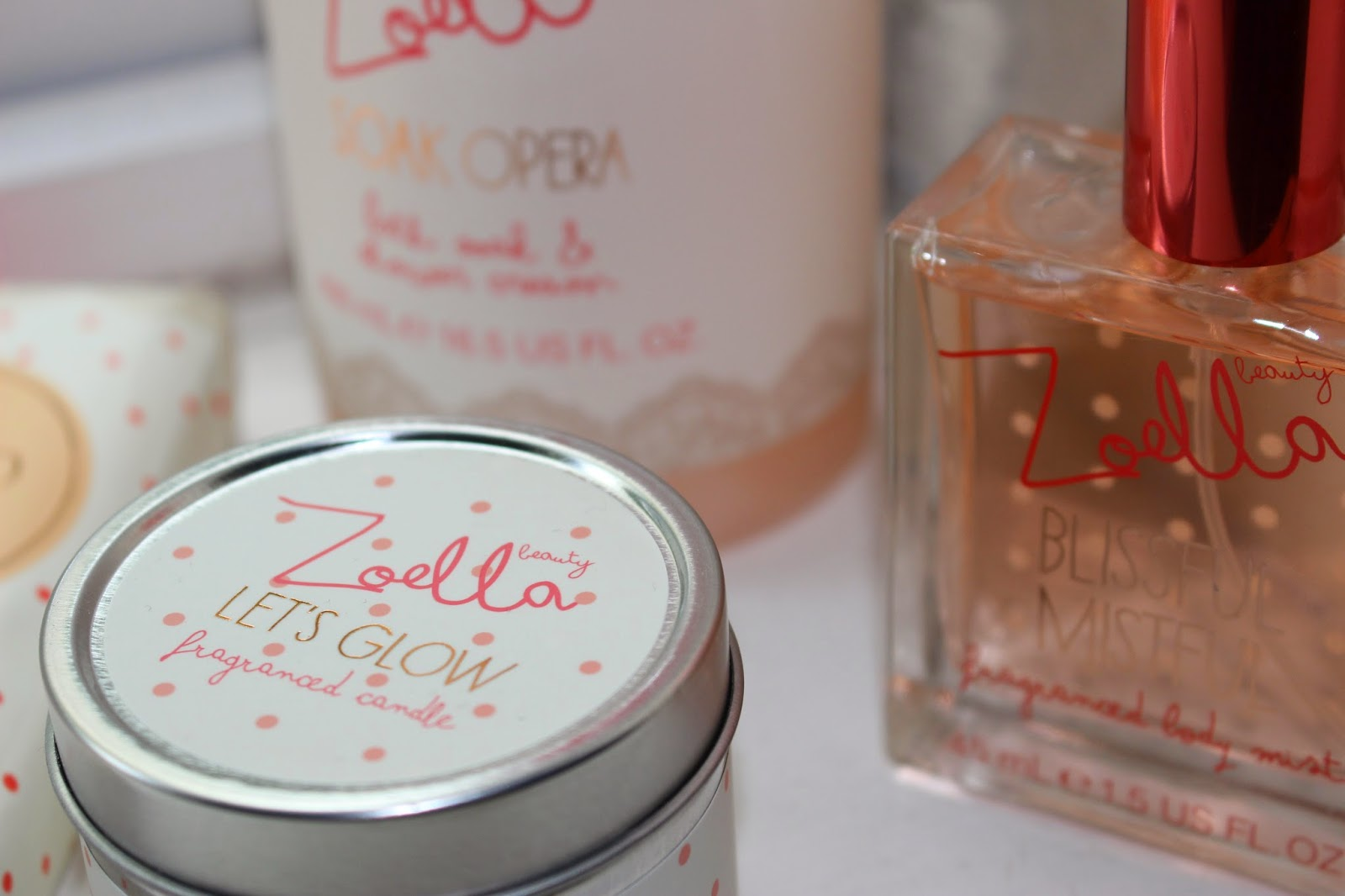 Zoella Beauty Candle