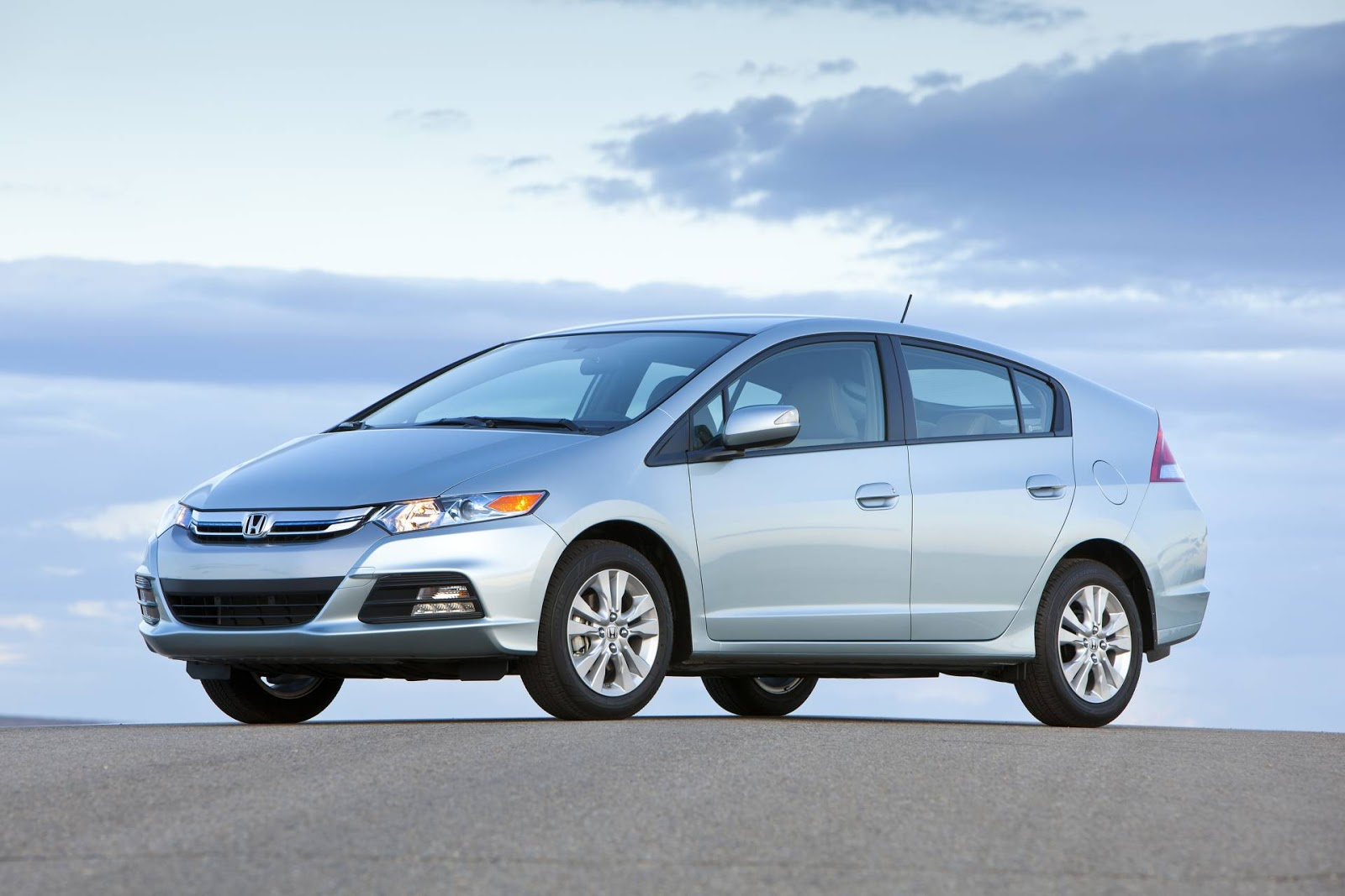 The Best Of Cars Honda Insight 2013
