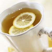Ginger-Lemon Tea