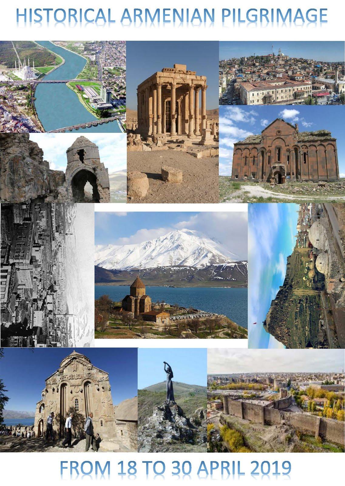 PELLEGRINAGGIO NELL'ARMENIA STORICA