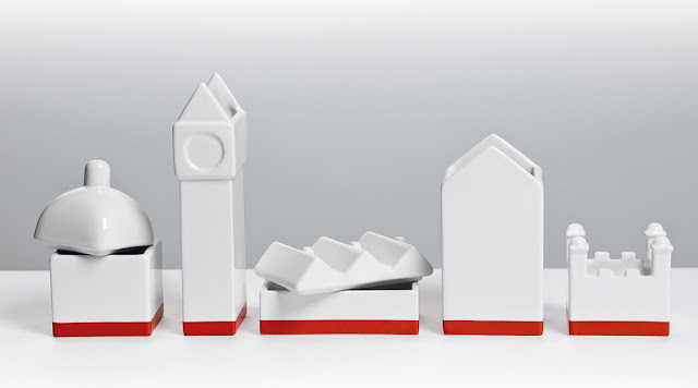 City Deskstructure designed by Héctor Serrano for Seletti