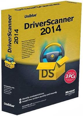 Download Uniblue DriverScanner 2014 + Serial