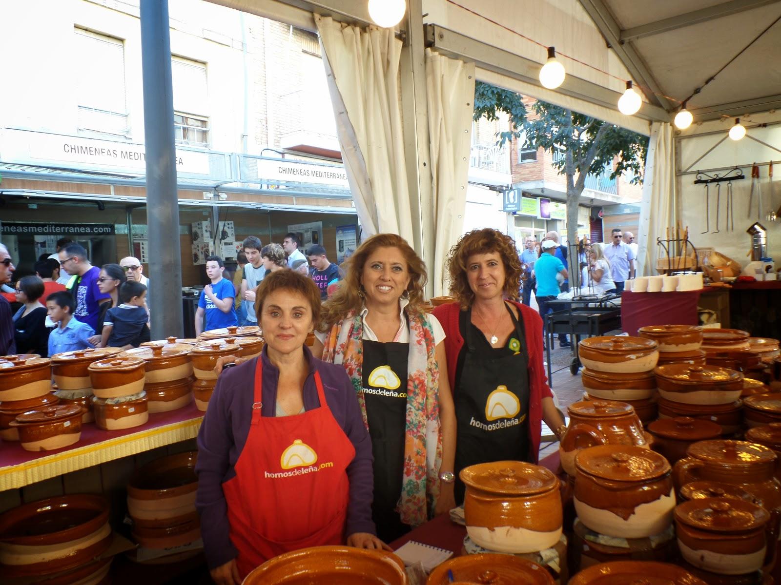 El Blog de María Serralba - COCENTAINA, Fira de Tots Sants 2014