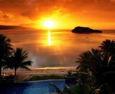 Gambar Sunrise (Gambar Matahari Terbit)   Download Gratis