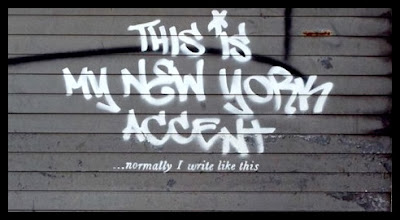 Graffiti Bansky New York