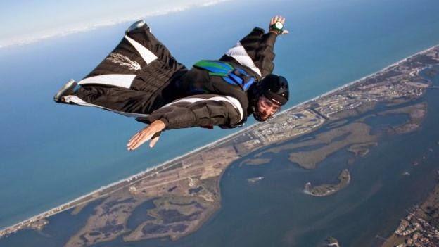 paracaidismo un deporte de alto riesgo