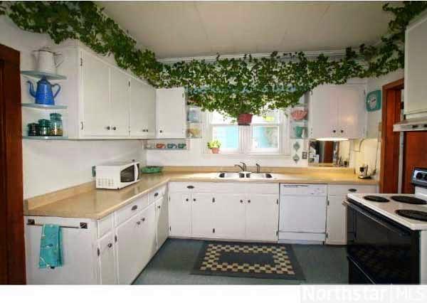 long plant vines