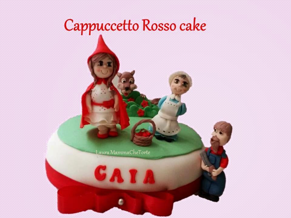 Mammachetorte Cappuccetto Rosso Un Classico