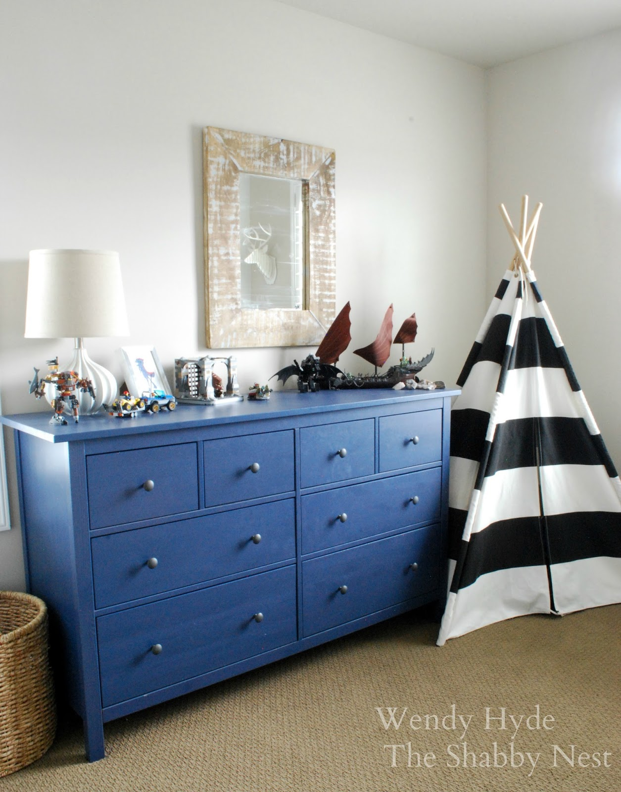 Great Hemnes Furniture Pieces From Ikea