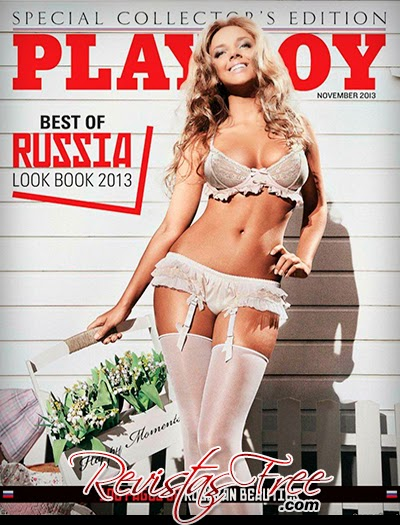 Best Of Russia - Playboy Russia - Novembro 2013