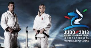 JUDO-Europeo de Budapest 2013