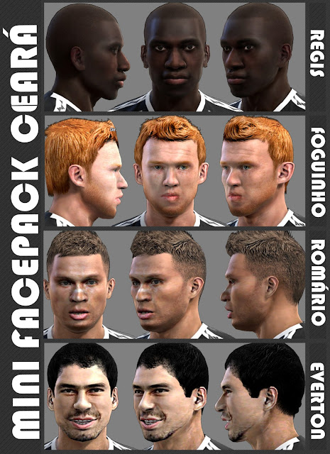 Ceará Mini Facepack HD – PES 2013
