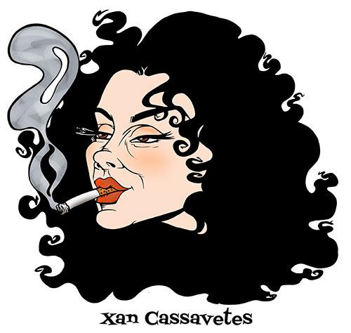 Xan Cassavetes