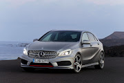 MercedesBenz AClass (2013) (mercedes benz class front angle picture)