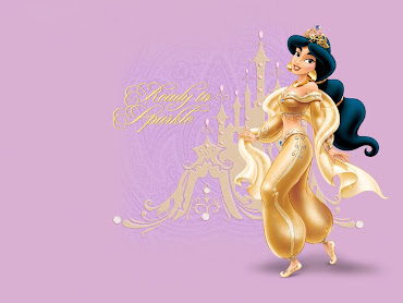 #1 Princess Jasmine Wallpaper