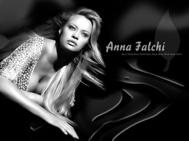 Finnish Model Anna Falchi Wallpapers