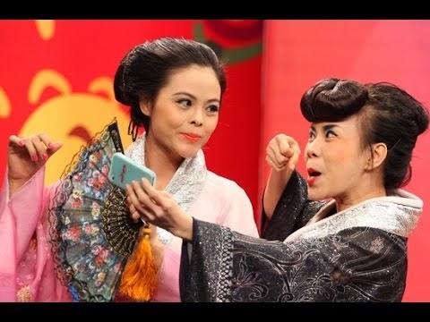 Tài tiếu tuyệt - Geisha - Việt Hương, Minh Béo, Xuân Thùy, Kim Ngân