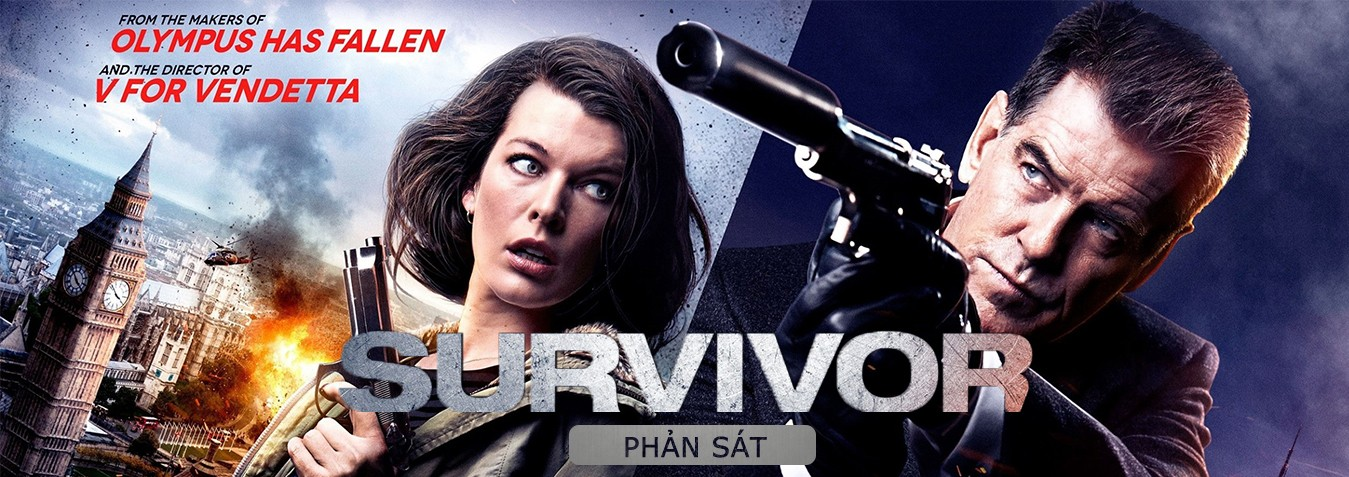Phản Sát - Survivor - 2015
