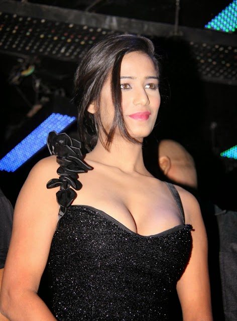 cute cleavage of poonam pandey